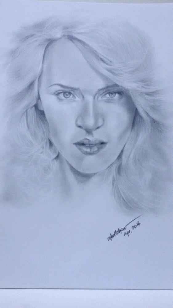 Kate Winslet por Bobchew